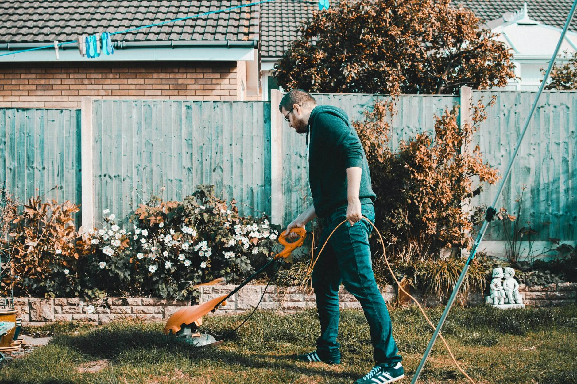 A Different Way of Looking at the Cost of Yard Cleaning